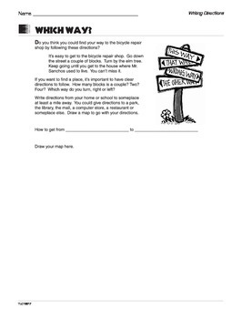 Informative Text Introduction 1 (CCSS W.6.2a)