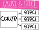 Informative Text Structures: Posters and Graphic Organizers