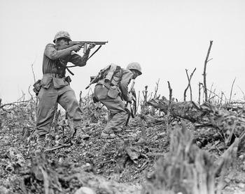 Informative World War II Paper: Applying Common Core