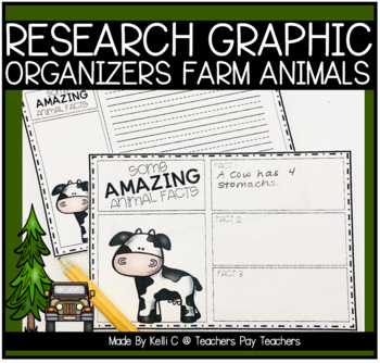 Information Writing About Farm Animals