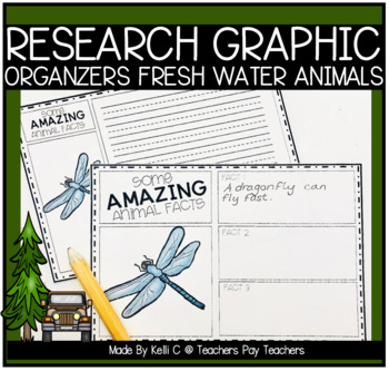 Information Writing About Freshwater Animals