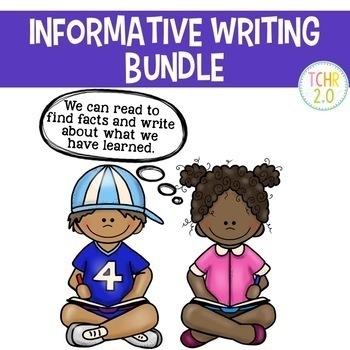 Informative Writing Bundle