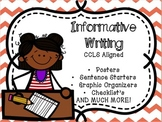 Informative Writing C.C.L.S Aligned