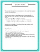 Informative Writing {Differentiated} Mega Bundle: Handouts!  Center Work!