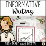 Informative Writing Essay Prompts with Examples and Passag