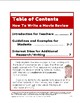 Informational Writing Bundle: Movie Review and Restaurant Review (16 p., $6)