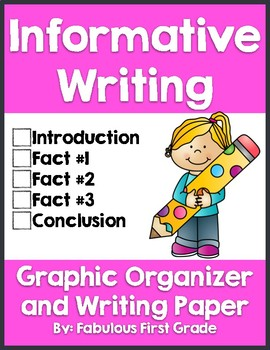 Informative Writing (Graphic Organizer and Final Draft)