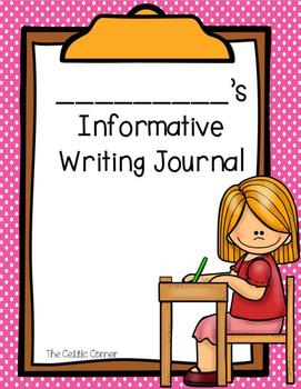 Informative Writing Journal