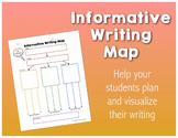 Informative Writing Map