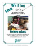 Student-Friendly Informative Writing Rubric
