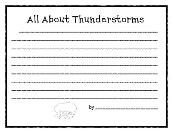 Super Storms - Journeys - Informational Writing