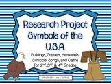 Informative Writing ~ U.S.A. Symbols Research Project {Common Core}
