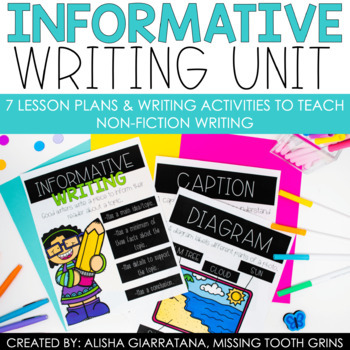 Informative Writing Unit