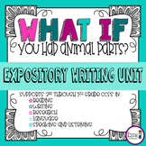 Informative Expository Writing Unit