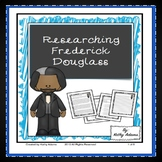 Frederick Douglass Research