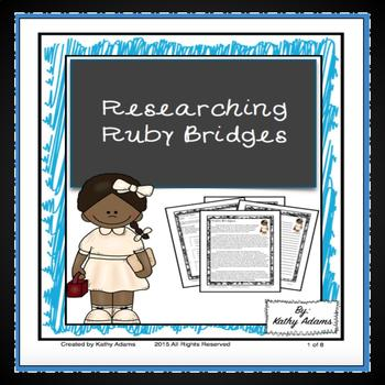 Informative Writing and Research Ruby Bridges