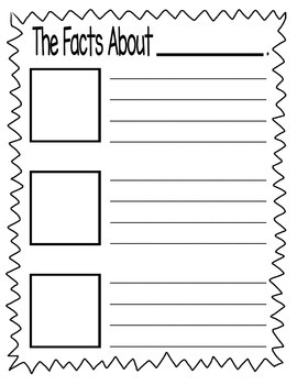 Informative Writing for Early Elementary