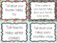 Informative and Narrative Writing Task Cards { Winter Themed}