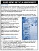 News Articles Unit