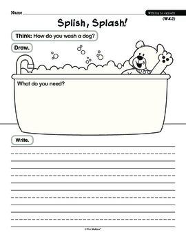 Informative/Explanatory Writing (Common Core W.K.2)