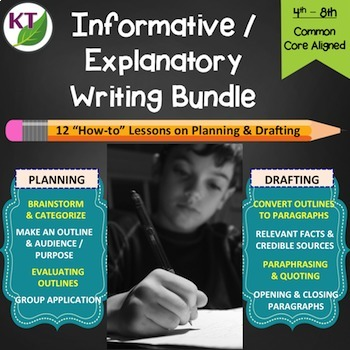 Expository Writing Unit