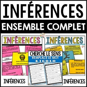 Inférences (ensemble complet: 3 produits combinés)     -