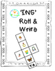 Ing Rhyme Word Family Bundle