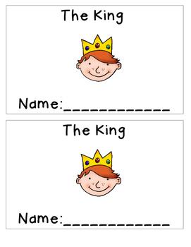 Ing Word Family Easy Reader