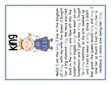 'Ing' Word Family Mini-Pack *FREE*