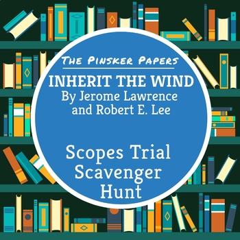 Inherit the Wind: Scopes Trial Scavenger Hunt