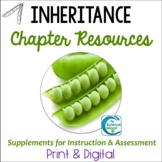 Inheritance Activities: Genetics Terminology & Punnett Squares