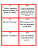 Inheritance Fan and Pick Cards with answers (Kagan's Struc