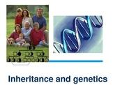 Inheritance and Genetics Powerpoint Presentation