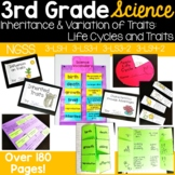 Inheritance and Traits {aligns to NGSS 3-LS1-1, 3-LS3-1, 3-LS3-2, 3-LS4-2}