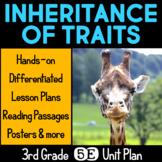 Inheritance of Traits 5E Unit Plan for Third Grade