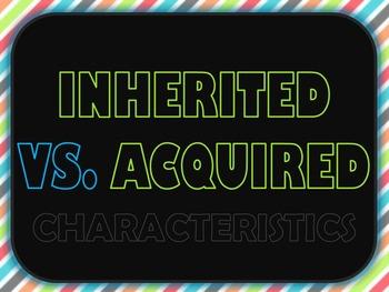 Inherited & Acquired {Bundle}