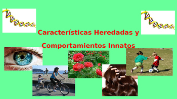 Inherited Traits-Caracterisiticas Heredadas