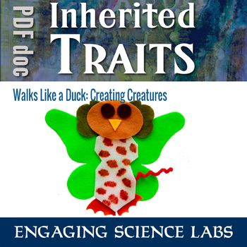 Inherited Traits—Creating Crazy Creatures—A coin toss activity