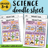 Inherited Traits Doodle Sheet - So EASY to Use! PPT included