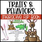 Inherited Traits & Learned Behaviors Interactive Flip Book
