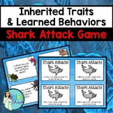 Inherited Traits & Learned Behaviors SHARK ATTACK Game