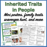Inherited Traits Lesson and Family Scavenger Hunt and More!