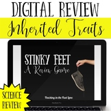 Inherited Traits Review Game Stinky Feet