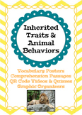 Inherited Traits and Animal Behaviors
