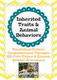 Inherited Traits and Animal Behaviors