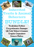 Inherited Traits and Animal Behaviors BUNDLE
