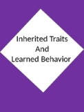 No Prep, Inherited Traits and Learned Behaviors
