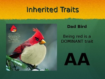 Inherited Traits and Learned Behaviors Interactive Unit Plan/PPT GRADE LEVEL LIC
