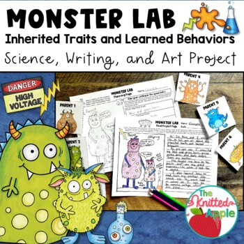 Inherited Traits and Learned Behaviors {Science, Writing, and Art}