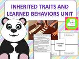 Inherited Traits and Learned Behaviors Week Long Unit alig